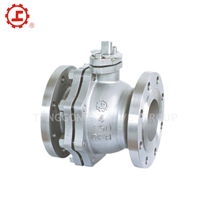 BALL VALVE, FLANGED ENDS, ANSI/ASME